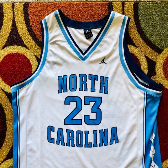 timeless design 23b73 0c7f4 Michael Jordan College Jersey North Carolina